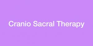 Tranceworks Cranio Sacral Therapy